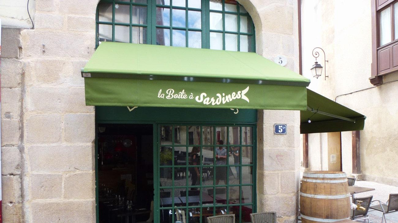 Store Banne électrique Bras Croisés - Store Banne Professionnel Nantes - Restaurant La Boite a Sardines - 0017 retouche-min
