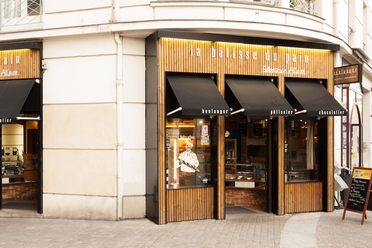 Boulangerie Allaire
